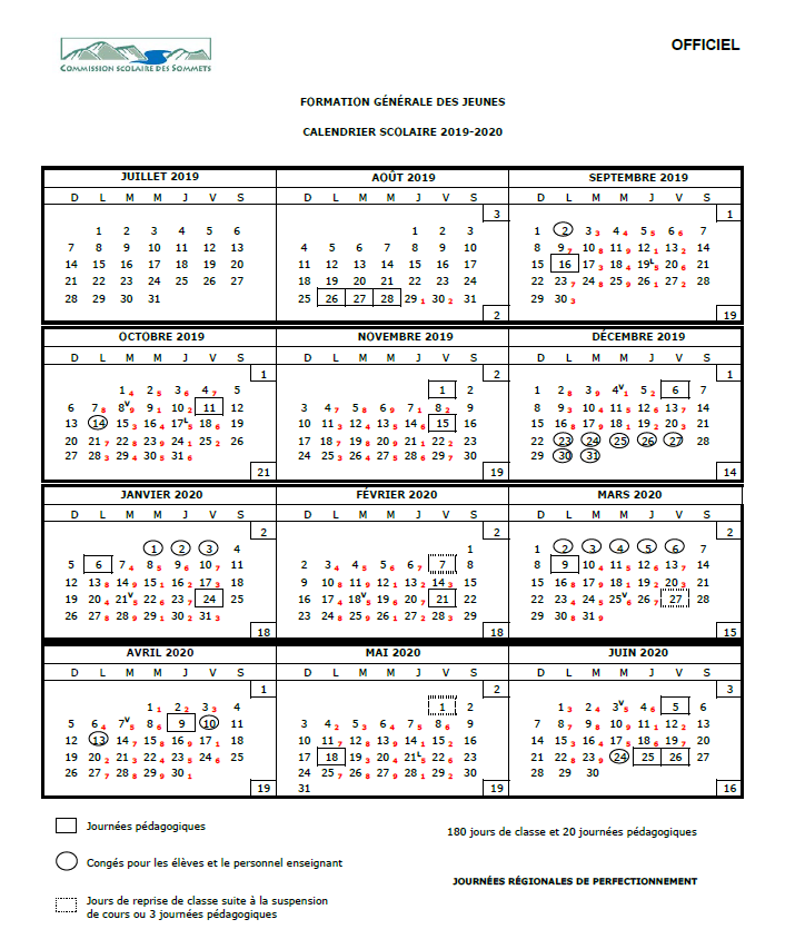 CSS_Calendrier_2019-2020